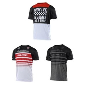 TLD Uzun Kollu T Shirt Bisiklet Jersey Kısa Kollu En Popüler Basit Tişörtlü HD Yaz Dağ Motokros Yarışı Suit