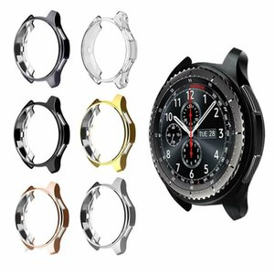 Soft TPU Protector Watch Case Cover For Samsung Galaxy Watch 42mm 46mm With Free Shipping