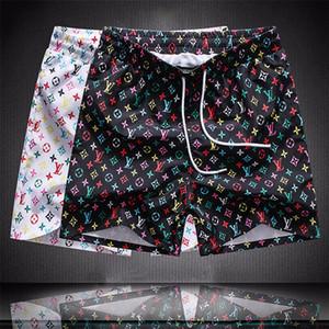 2020Mens Stylist Shorts Black High Quality Casual Pants Beach Pants Summer Mens Stylist Shorts 3 Colors#11