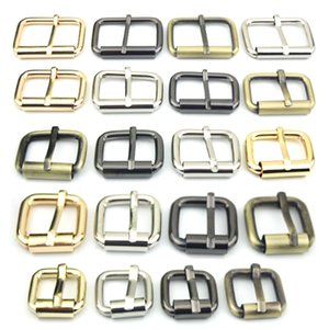 50pcs lot 14mm 20mm 26mm 32mm 38mm Metal Shoes Bags Slider Adjustable Belt Buckles Decoration DIY Accessory Sewing