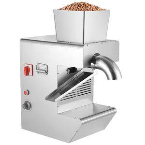 Beijamei Electric Oil Presser Maschine Edelstahl Erdnüsse Walnüsse Öl Extraktion Sesam Samenöl Pressmacher