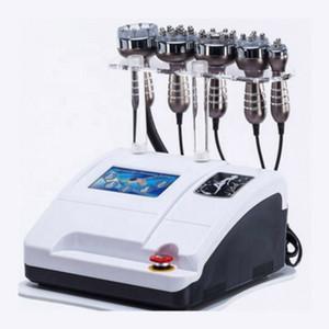 최고의 가격 효과적인 강한 40 천개 초음파 캐비테이션 바디 조각 슬리밍 진공 RF 피부 회사 바디 리프트 레드 광자 기계