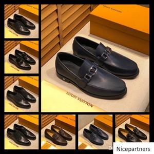 A1 52 Modelle der neuesten Schuhe klassischen Marken Männer s Erbsen Schuhe Art und Weise klassische zufällige Luxusschuhe Outdoor-L flachen Fahr