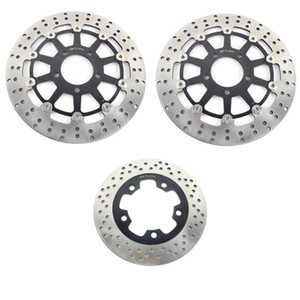 BIKINGBOY For GSXR 600 1997-2003 GSXR 750 1996-2003 1000 2001-2002 TL 1000 R S Front Rear Brake Discs Disks Rotors