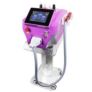La eliminación del pico del laser Picosegundo máquina láser Nd Yag tatuaje Liquidación pigmentación del punto removedor del topo tatuaje equipo de la belleza
