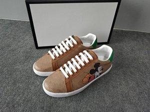 OFF Zapatos de diseñador para hombre para mujer Moda Confort Lace Up WHITE Zapatos casuales Plataforma de lujo de París Zapatilla de tenis para caminar