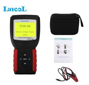 Lancol MICRO-468 12 V Automotive / Autobatterie Tester / Leitwert Batterieprüfvorrichtung Analysator für Gel führte Säure AGM