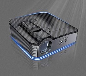 سيارة أضواء LED الباب لشفروليه شبح الظل شعار العارض الخفيفة (2PCS)