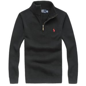 Los nuevos diseñadores de alta calidad suéter suéter de lujo marca de algodón de punto de los hombres de las mujeres suéter 2020 envío libre 09