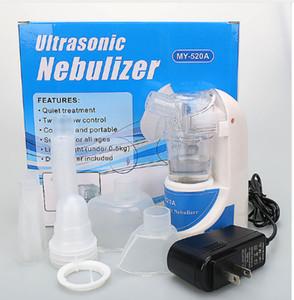 Nébuliseur à la maison ultrasonique de soins de santé à domicile mini, nébuliseur portatif de nébuliseur d'inhalateur portatif de soins d'enfants