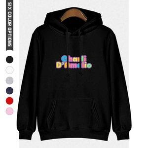damelio HOODIE loose tops ins tide Casual Streetwear high quality kawaii damelio fashion Hooded Sweatshirt