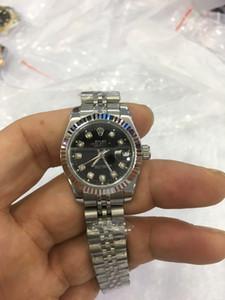 Luxusuhr beste Qualität President Diamant-Lünette Frauen Stainless Uhren Der niedrigste Preis Damen der Frauen automatische mechanische Armbanduhr-Geschenk