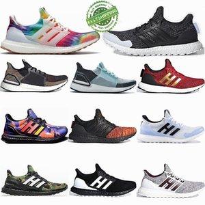 Adidas shoes Ultraboost Trainer Männer 3.0 4 Ultra-Boost-20 Triple Black des chaussures Off Regenzeit UB19 5 Laufschuhe Turnschuhe