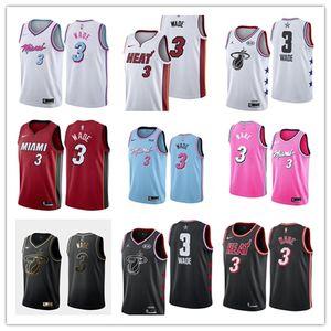 Personalizzato Kawhi NCAA 2 Leonard Jersey Dwyane Wade 3 Jimmy Butler 22 Tyler 14 Herro Paul 13 George Kendrick 25 Nunn Università pallacanestro Jersey