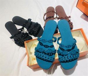 Scarpe Tacchi Gorgeous Black High Heel Pantofole con strass donne cinturino alla caviglia di cristallo Summer Party di sera per le signore 2020 # 295