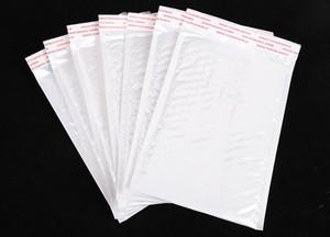 11 * 13 Bubble Mailing-Taschen-Mails-Versand-Taschen Weiß Gepolsterte Umschläge Wasserdichte Poly-Bubble-Mailer Self-Siegel-Mailing-Umschläge