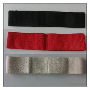 Luxus-Sweat-Streifen Damen Schal Echarpes Foulards Cachecol elastisches Stirnband-Haar-Bänder Sport Schweißband für Männer Frauen Mode Geschenke