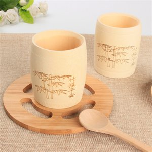 Chinese style Handmade Small bamboo tea cup tea health care new product ideas factory wholesale LX0944
