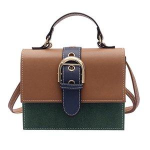 Pop2019 MUQGEW высокое качество старинные дизайнер женщины девушка лоскутное лоскут сумка дамы довольно Crossbody сумка прибытие #23