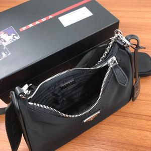 Edition 2005 Nylon Umhängetasche Designer Luxus-Handtaschen Geldbörsen Designer-Handtasche Rucksack Designer Umhängetasche Geldbeutel 7427086