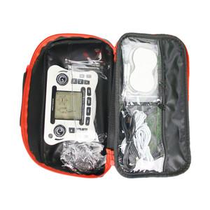 Ferramentas Neck Massager Corpo Electrical Stimulator alívio da dor dupla saída de pulso digital da terapia TENS estimulador muscular EMS Neck Massager