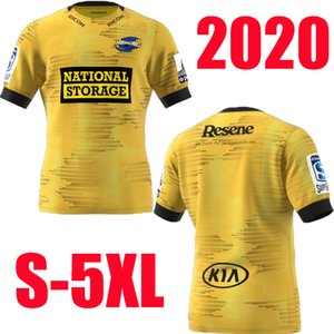 2020 New Zealand Super Rugby Jerseys Hurricanes home jersey League shirt Hurricanes rugby Jersey s-5xl