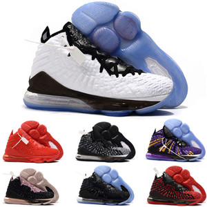 2020 James 17 XVII Pour les hommes sneaker basket-ball 17 Basket Sports Designer Chaussures de course