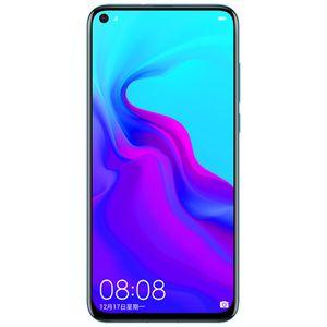 Original Huawei Nova 4 4G LTE Cell Phone 8GB RAM 128GB ROM Kirin 970 Octa Core Android 6.4 inch 25MP Fingerprint ID Face Smart Mobile Phone
