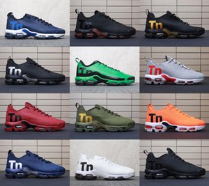 Zapatillas de deporte Mercurial Plus SE NIC QS para hombre scarpe Tns World Cup International Flag France Chaussures TN Requin Sneakers 40-45