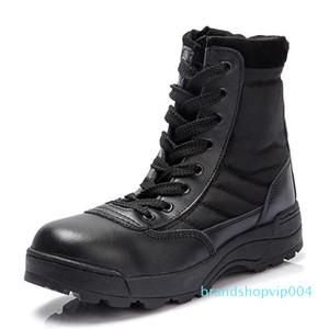 Sıcak Satış-Yeni Erkekler Taktik Askeri Desert Combat Boots Nefes Açık Ayakkabı Giyilebilir Sneakers Trekking Spor Çapraz Eğitim Ayakkabı