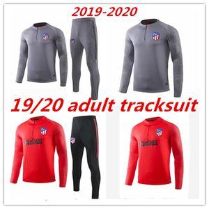 19 20 JOÃO FÉLIX Atletico Madrid chándales adultos 2019 2020 Atletico JOAO FELIX camiseta de fútbol M.LLORENTE KOKE SAUL DIEGO COSTA