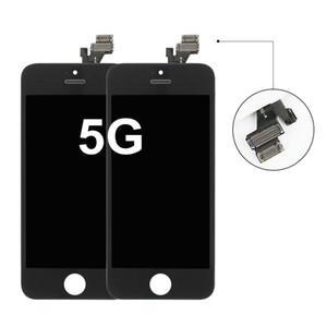 Оригинальный 100% замена панели ЖК-дисплей для iphone 5G заводская розетка ЖК-экран дигитайзер сборки наборы инструментов для apple iphone 5