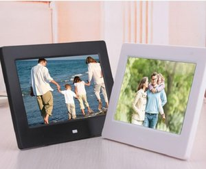 High-definition digital photo frame 7-inch electronic photo video player electronic photo frame home or send friends to classmates