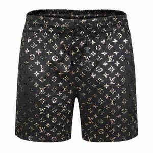 Los hombres del verano de los diseñadores pantalones para hombre pantalones casuales para hombre Pantalones cortos de Hawaii de arena de secado rápido traje de baño de la impresión Junta Beach