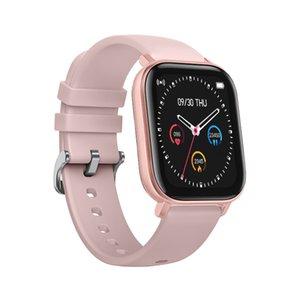 P8 inteligente los hombres del reloj de 1.4 pulgadas táctil completa de presión arterial rastreador de ejercicios reloj inteligente Mujeres GTS SmartWatch