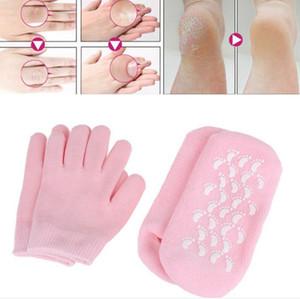 Exfoliante Bañera de hidromasaje Guantes calcetines limpios de baño Jabón reutilizables SPA gel hidratante Calcetines Guantes Smoot Health Care KKA7896