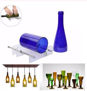 Botella de cristal Herramienta de corte Profesional para botellas de corte de vidrio Botella de cristal de bricolaje Herramientas de corte Máquina Cerveza de vino con destornillador