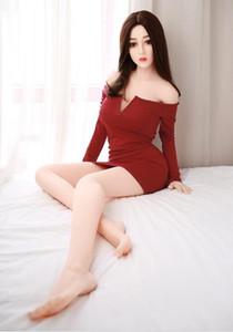 135см Lifelike полное тело куклы секса с Металлический Скелет взрослого Оральный Love Doll Вагина Real Pussy фальшивый жопа секс игрушки продукт для мужчин