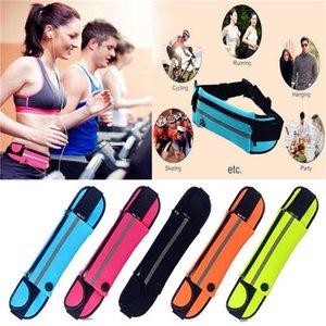 Running Waist Bag Sport Pack Cycling Bag Outdoor Travel Racing Hiking Gym Fitness Waterproof Waist Bag