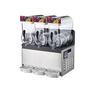 elektrikli kar çamur makinesi 220V yapma BEIJAMEI 1/2/3 silindir kar eritme makinesi ticari rüşvet buz