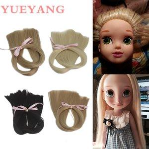 Obitsu Doll ob azone DIY Accesorios para el cabello de la Muñeca Niños El mejor juguete para DIY 4 estilos 80 CM Accesorios para el cabello para la muñeca