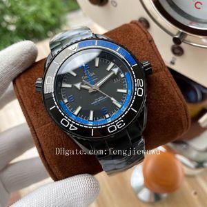 high quality james bond 007 watches planet ocean GMT Wristwatch aqua terra sea master watchesseamaster00 mens watch D4064