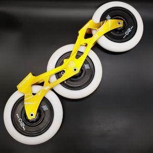 MM الشحن x الزلاجات 125 سرعة الإطار الإطار الحرة 3 + عجلة suvve