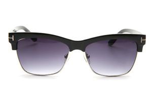 Lüks Üst Qualtiy Adam Kadın Için Yeni Moda 1936 Tom Güneş Gözlüğü Erika gözlük Orijinal Kutusu Ile Ford Tasarımcısı Marka Güneş Gözlükleri tom 56