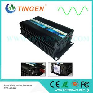 Freies Verschiffen 600w reinen Sinus-Wellen-Solarenergie-Inverter, DC 12V zu Wechselstrom 230 V, Strom Invertor