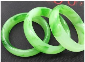 Bracelet en jade cannelé 56-62mm naturel livraison gratuite