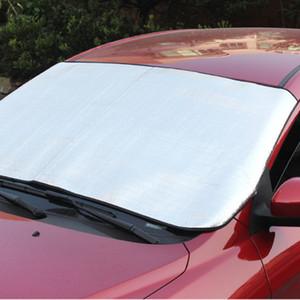 150 * 70 cm Anti Snow Shield Car Covers Parabrezza Parabrezza Protezione antipolvere Auto Front Window Screen Cover Auto-styling