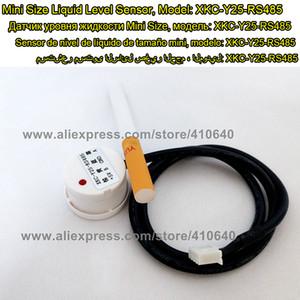 RS485 Sensor de Nível de Líquido Sem Contato Inteligente Interruptor de Nível de Água Monitor de Nível de Líquido Sensor Mini FÁBRICA DE ENTREGA
