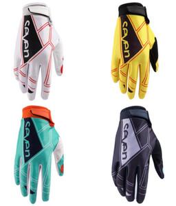 L'ultima bicicletta sette ciclismo guanti dito pieno guanti motocross lungo dito di equitazione