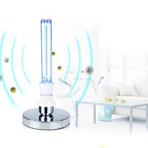20W UV 오존 석영 자외선 살균 등 UV를 들어 홈 자외선 살균 램프 Sterilizat E27 220V 램프